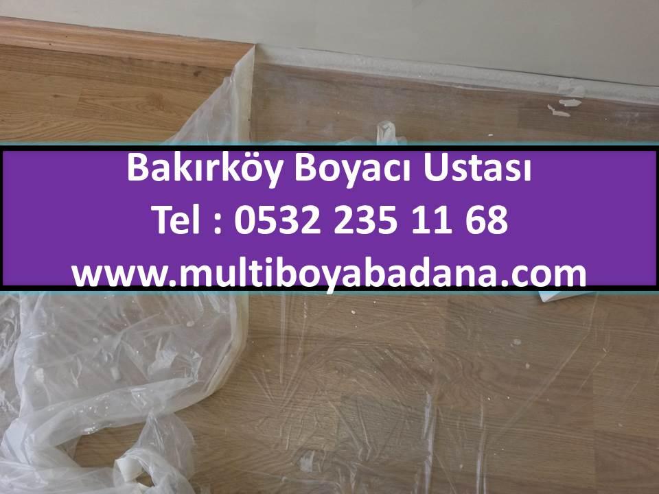 bakırköy osmaniye mahallesi boyacı