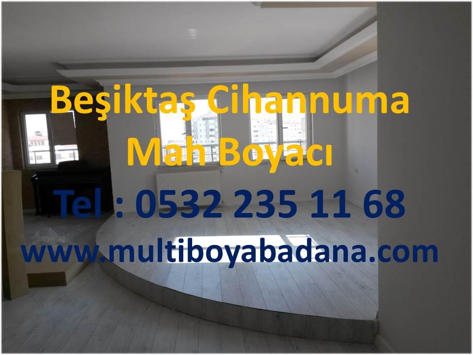 Beşiktaş Cihannuma Mahallesi Boyacı