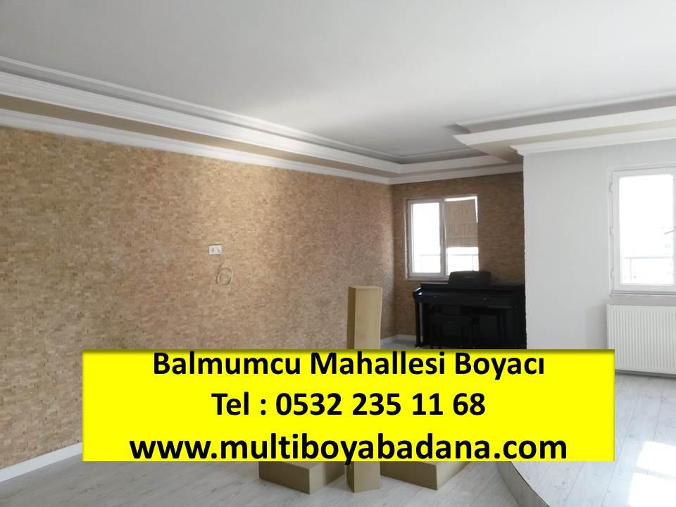Beşiktaş Balmumcu Boyacı
