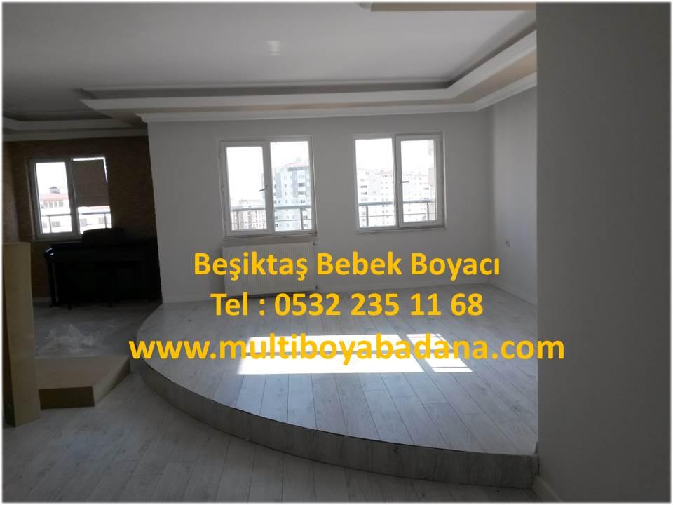 Beşiktaş Bebek boyacı