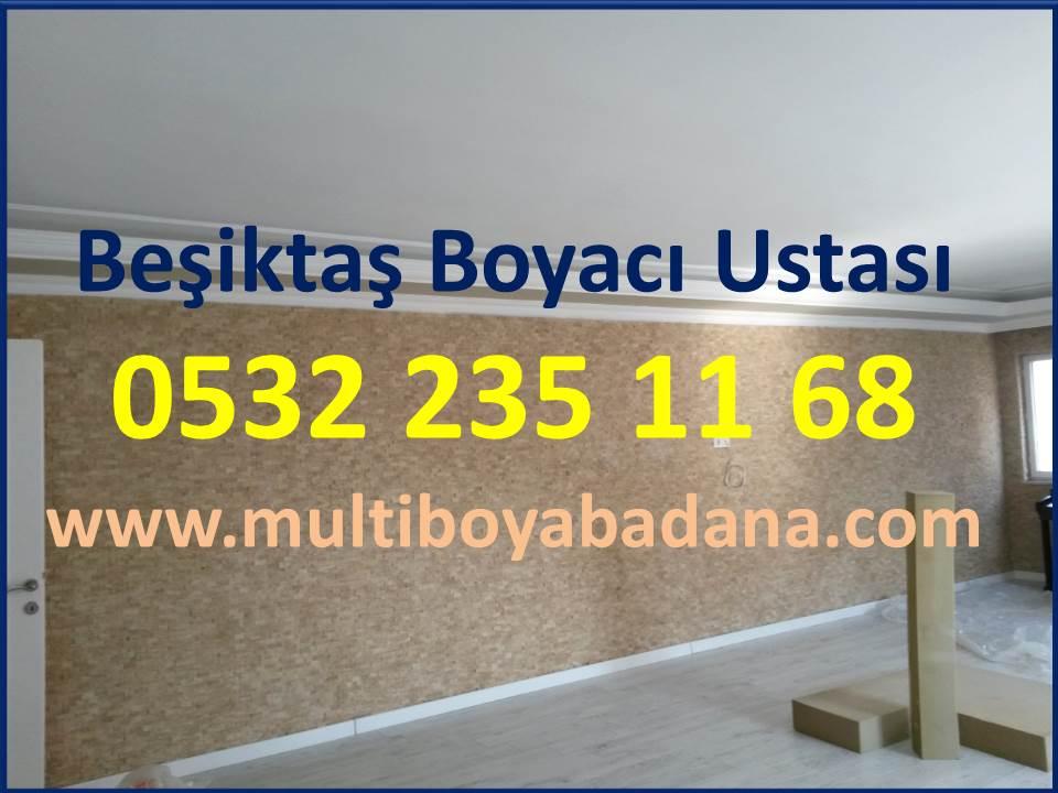Beşiktaş Cihannuma Mahallesi Boyacı ustası