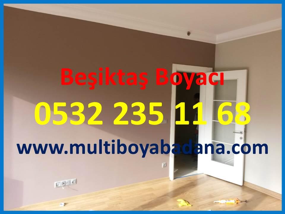 Beşiktaş Cihannuma Mahallesi Boya badana ustası