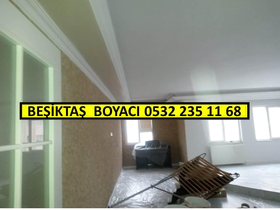 Beşiktaş bebek Boya boya ustası