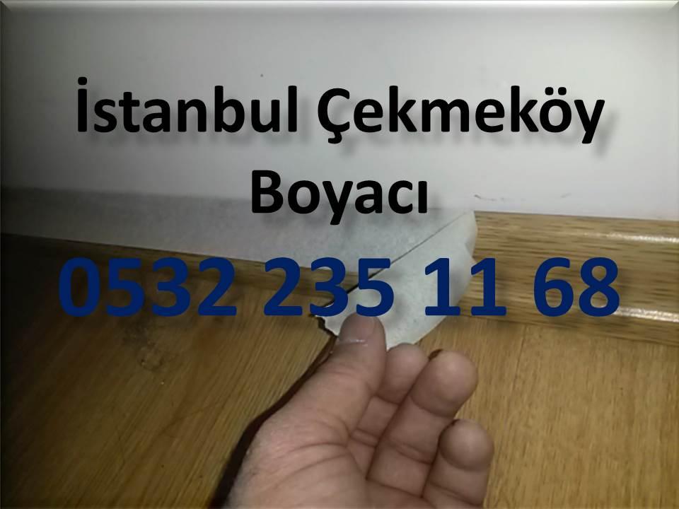 istanbul çekmeköy boyacı ustası